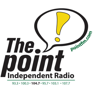 WNCS - The Point (Montpelier) 104.7 FM